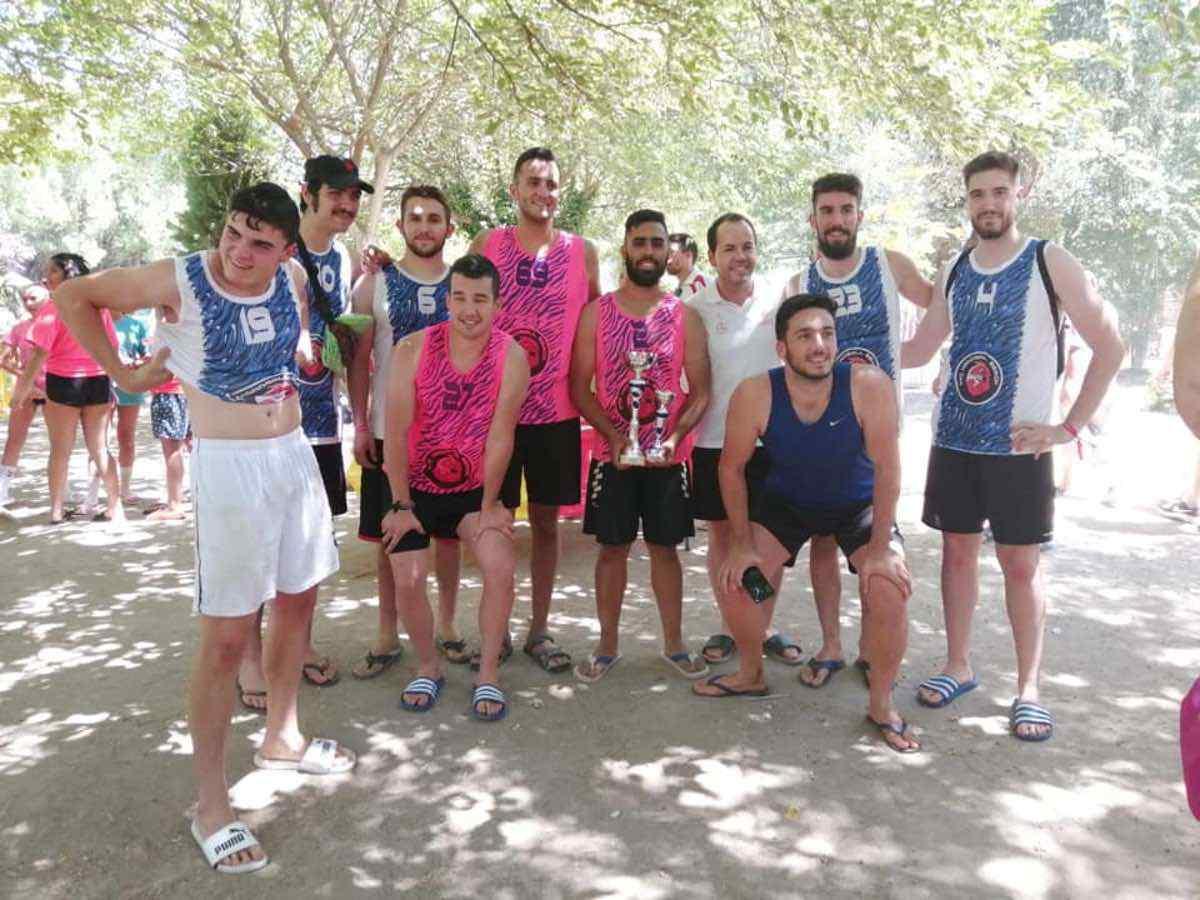 Finalizado el V Torneo de Balonmano Playa en Herencia 43