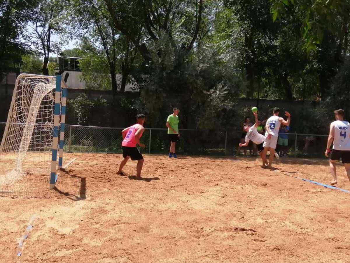 Finalizado el V Torneo de Balonmano Playa en Herencia 44