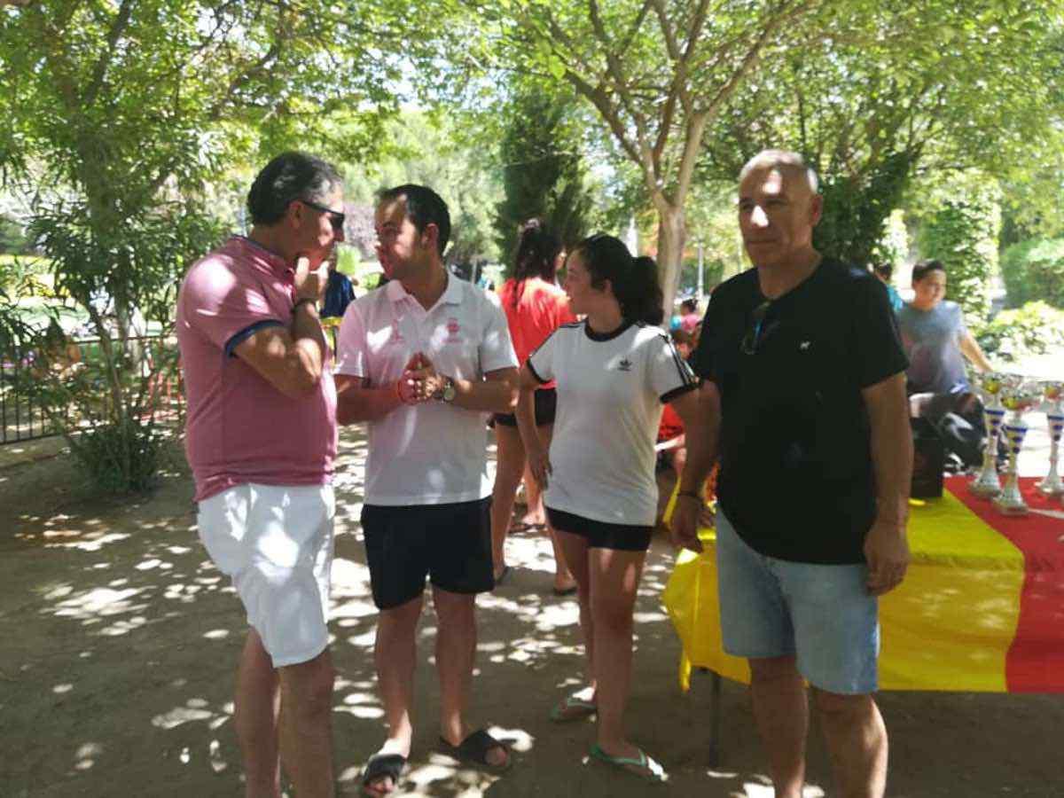 V torneo balonmano playa herencia 2 - Finalizado el V Torneo de Balonmano Playa en Herencia