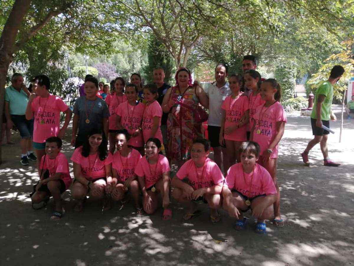 Finalizado el V Torneo de Balonmano Playa en Herencia 38