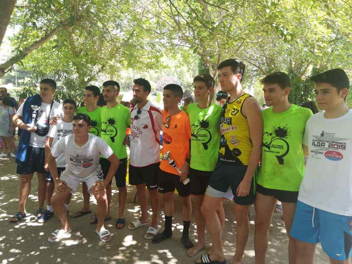 V torneo balonmano playa herencia 8 - Finalizado el V Torneo de Balonmano Playa en Herencia