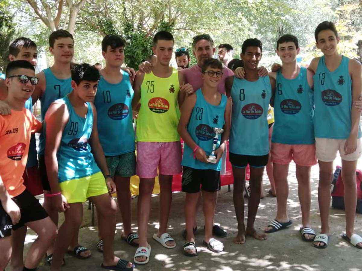 V torneo balonmano playa herencia 9 - Finalizado el V Torneo de Balonmano Playa en Herencia
