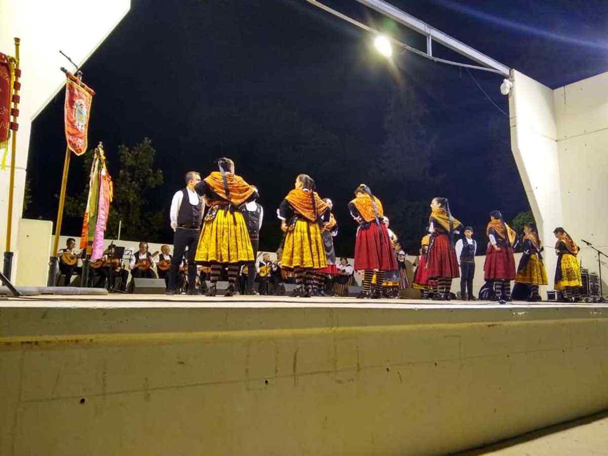 XXI Certamen de Folclore en Herencia 6 - Fotografías del XXI Certamen de Folclore en Herencia
