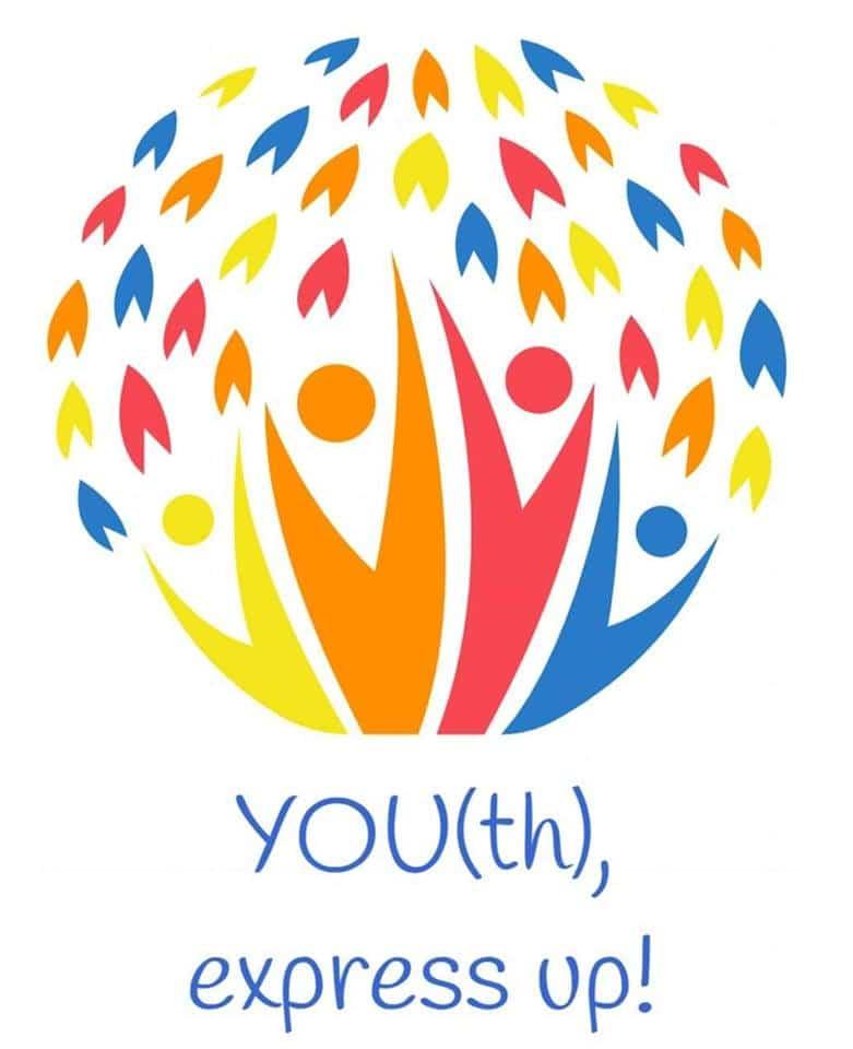 Youth Express Up Erasmus Aktive Kosmos logo - Jóvenes de cinco países se dan cita en Herencia dentro de un programa Erasmus+
