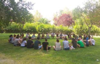 Youth Express Up Erasmus Aktive Kosmos3 329x211 - Jóvenes de cinco países se dan cita en Herencia dentro de un programa Erasmus+
