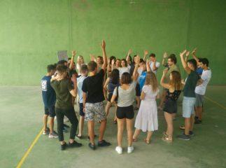 Youth Express Up Erasmus Aktive Kosmos5 323x240 - Jóvenes de cinco países se dan cita en Herencia dentro de un programa Erasmus+