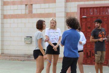 Youth Express Up Erasmus Aktive Kosmos6 360x240 - Jóvenes de cinco países se dan cita en Herencia dentro de un programa Erasmus+