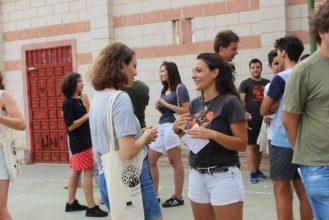 Youth Express Up Erasmus Aktive Kosmos7 329x220 - Jóvenes de cinco países se dan cita en Herencia dentro de un programa Erasmus+