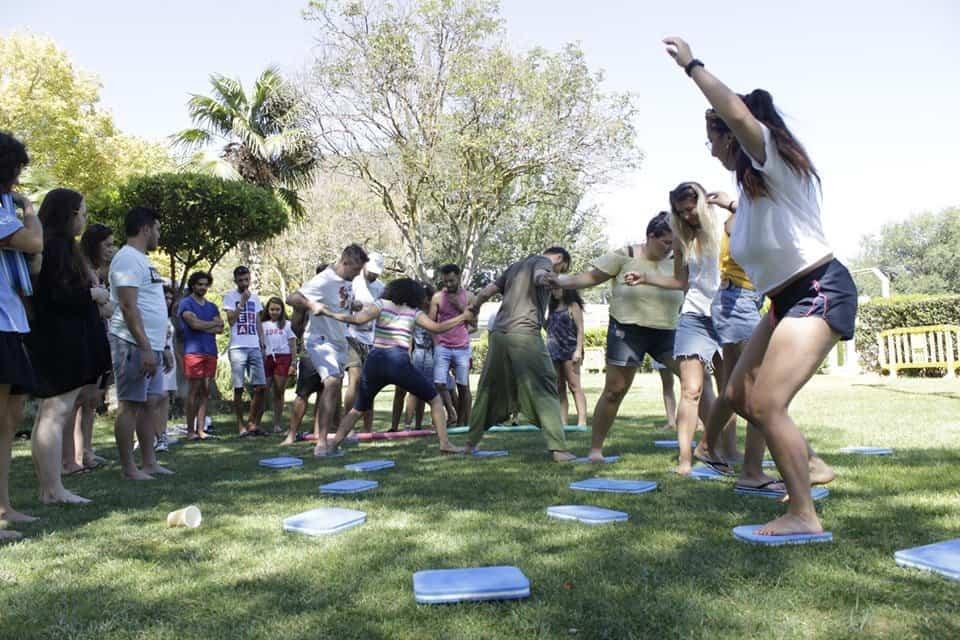 Youth Opens Doors Erasmus Herencia2 - Jóvenes europeos en Herencia abren puertas por la inclusión de refugiados