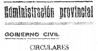 administracion provincial - Casos, cosas y requisitorias
