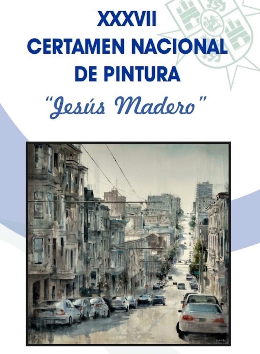 "certamen pintura nacional herencia 1068x1456 - Convocado el XXXVII Certamen Nacional de Pintura ""Jesús Madero"""