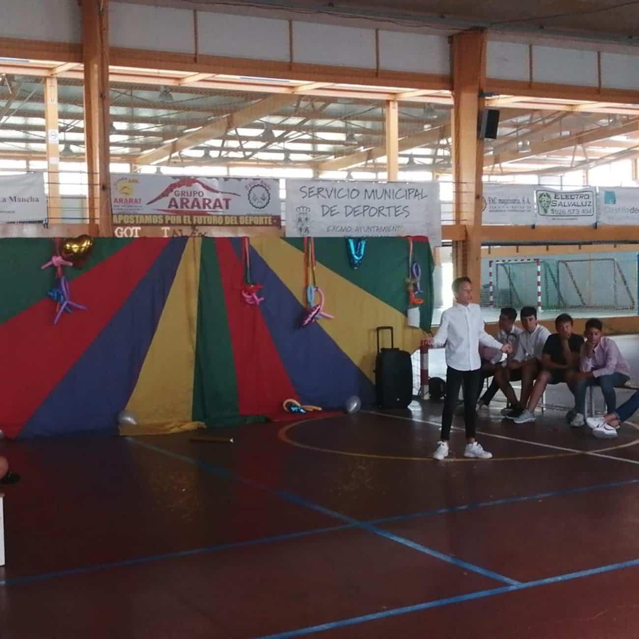 Clausura de la Escuela de Verano 2019 en Herencia 24
