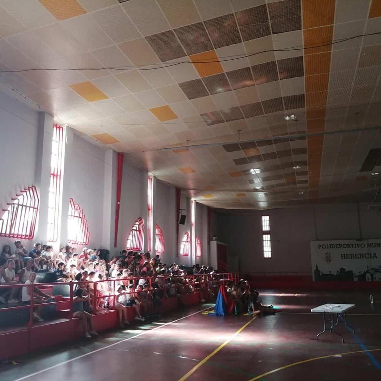 clausura escuela verano herencia 9 - Clausura de la Escuela de Verano 2019 en Herencia