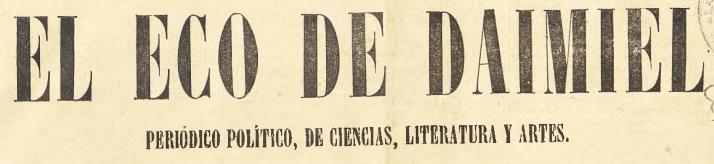el eco de daimiel - Casos, cosas y requisitorias