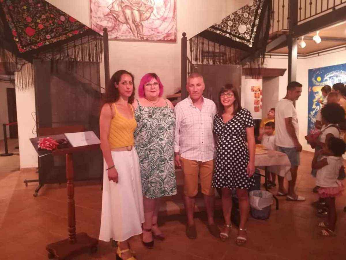 exposicion arte sonia azanon herencia 5 - Inauguración de la Exposición Arte de Sonia Azañón Cruz