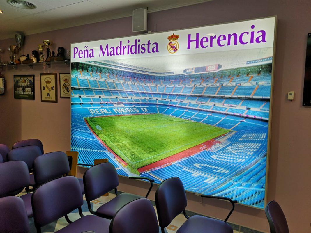peña madridista Herencia 1068x801 - Torneo de Minigolf 25 aniversario de la Peña Madridista de Herencia