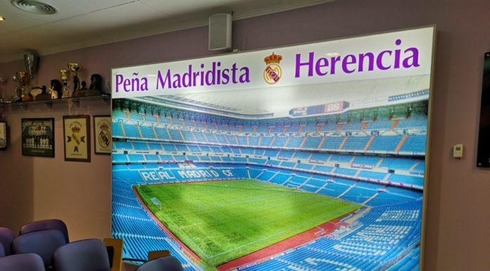 La peña Madridista Herencia celebra su 25 aniversario con una gran cena