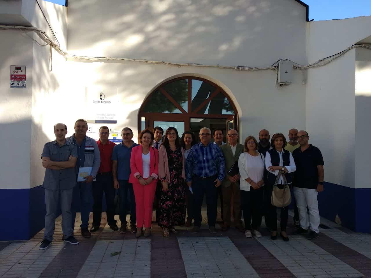AsambleaSEptiembre promancha mancha norte - Concepción Rodríguez-Palancas vicepresidenta del Grupo de Desarrollo Rural Mancha Norte Desarrollo e Innovación