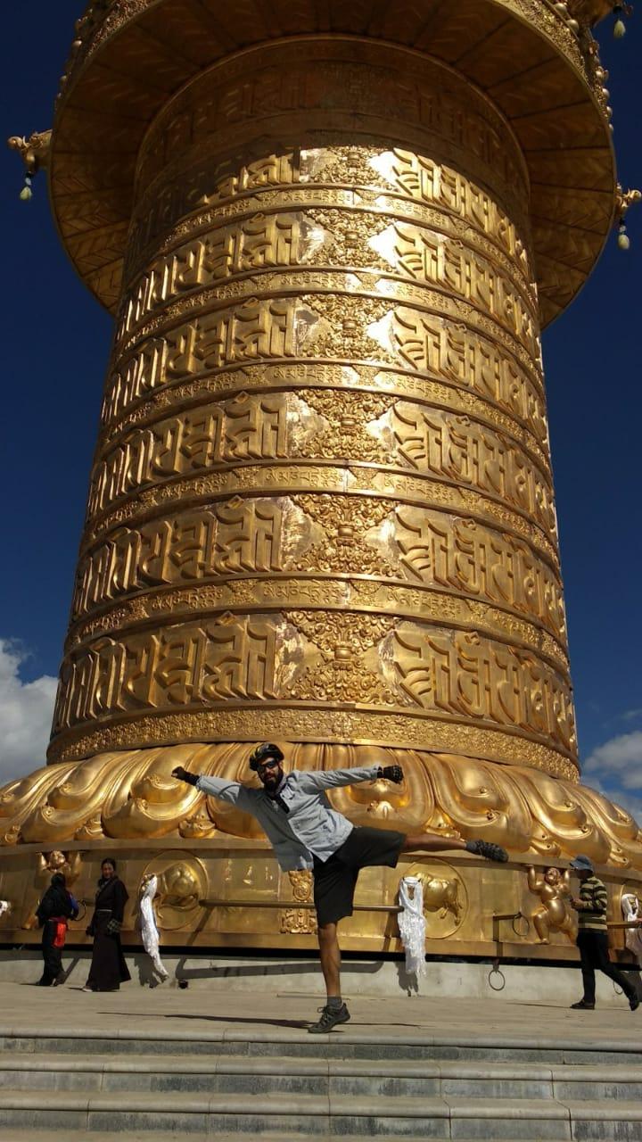 Elías Escribano, Perlé por el mundo, regresa a China rumbo al Sudeste asiático 71