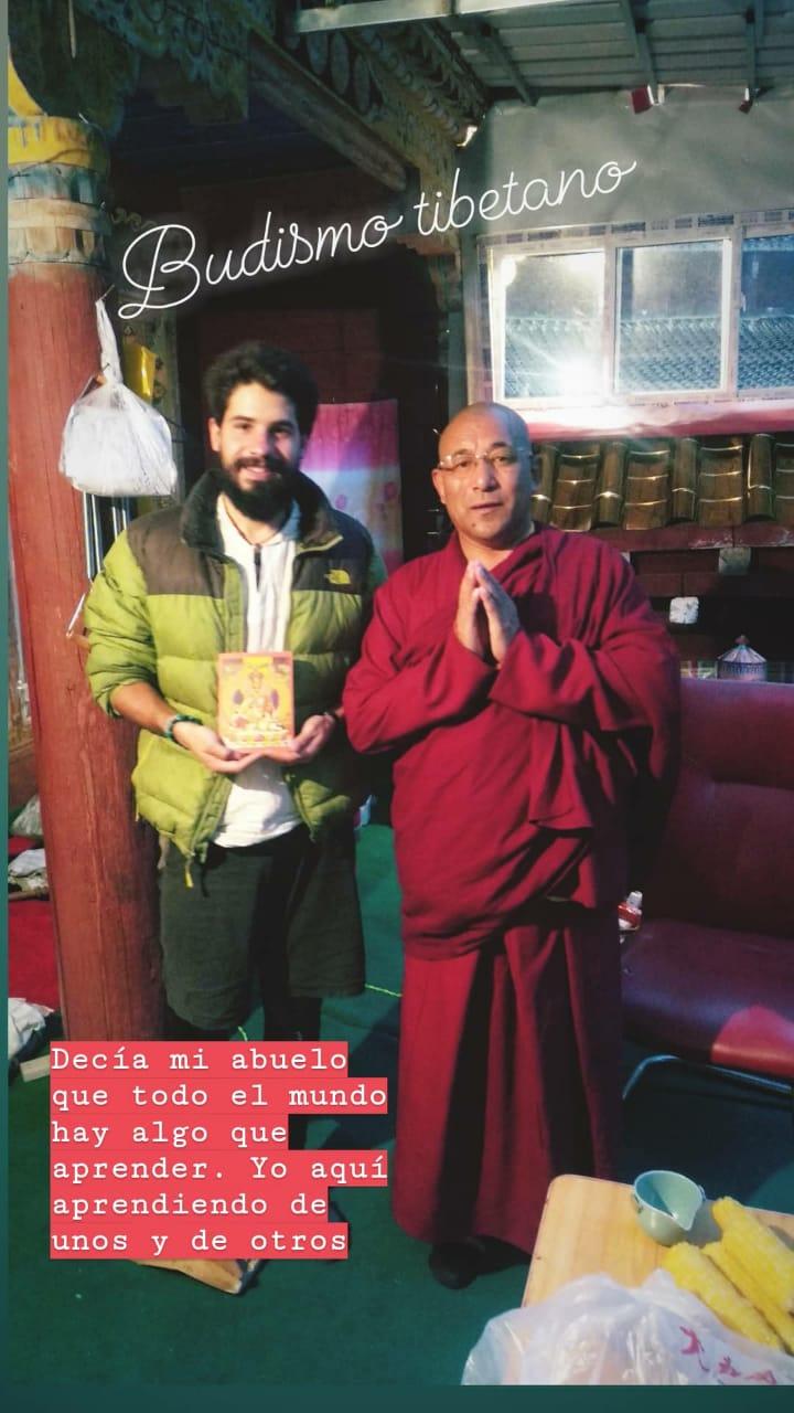 Elías Escribano, Perlé por el mundo, regresa a China rumbo al Sudeste asiático 79