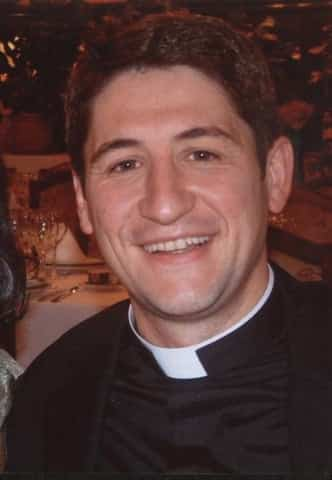 Jesús Manuel Úbeda Moreno. Foño año 2011 - Jesús Manuel Úbeda Moreno, de raíces herencianas, nombrado vicario de la diócesis de Getafe