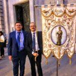 Las hermandades de San José y del Santo acompañan a la Real Esclavitud de Santa María la Real de la Almudena 6