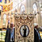 Las hermandades de San José y del Santo acompañan a la Real Esclavitud de Santa María la Real de la Almudena 5