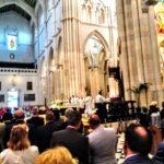 Las hermandades de San José y del Santo acompañan a la Real Esclavitud de Santa María la Real de la Almudena 8