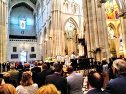 Las hermandades de San José acompaña a la Real Esclavitud de Santa María la Real de la Almudena en la celebración de su festividad3