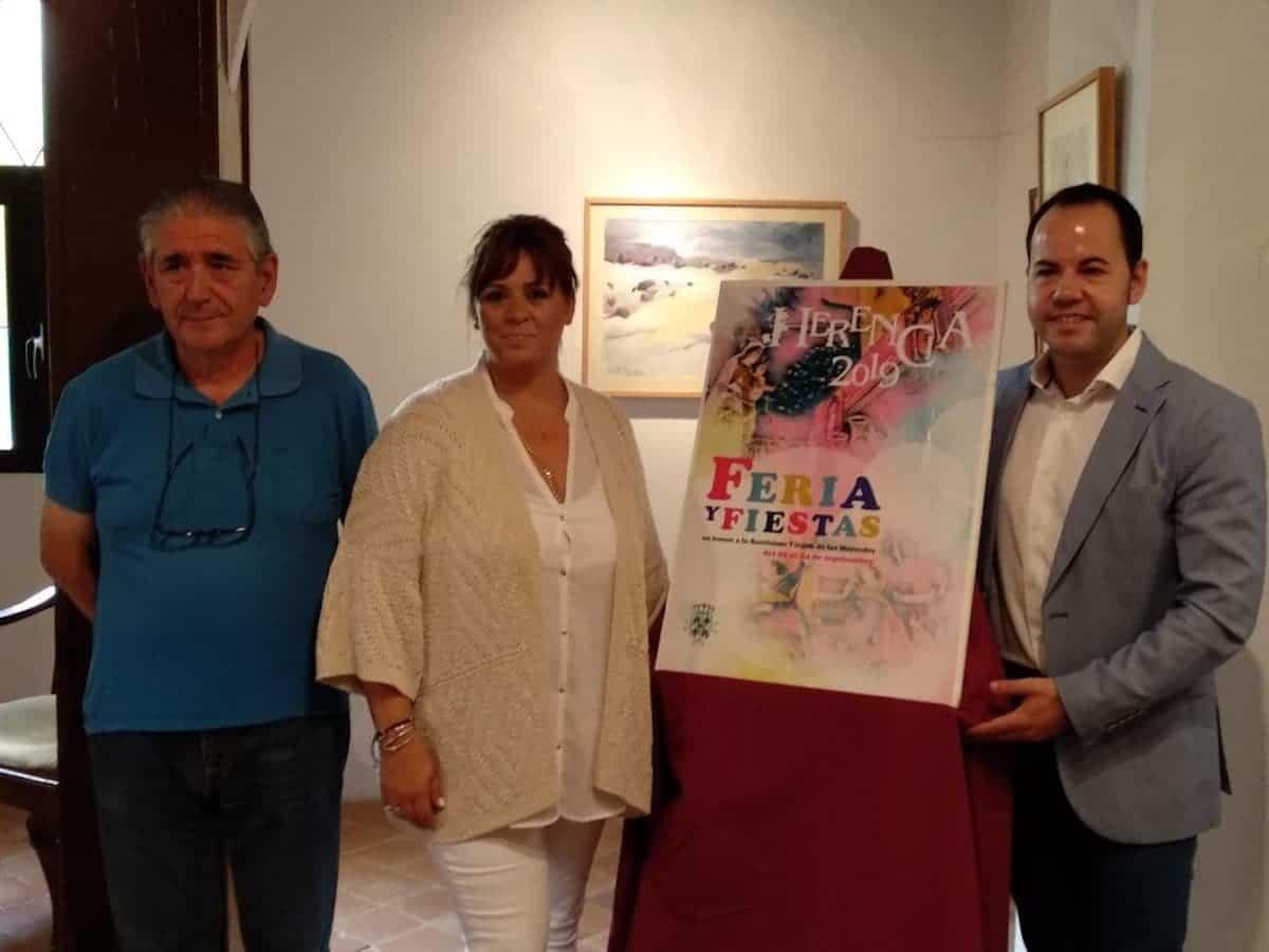 feria y fiestas herencia 2019 presentado 1 - Herencia presenta sus Feria y Fiestas reflejo de sus costumbres y tradiciones