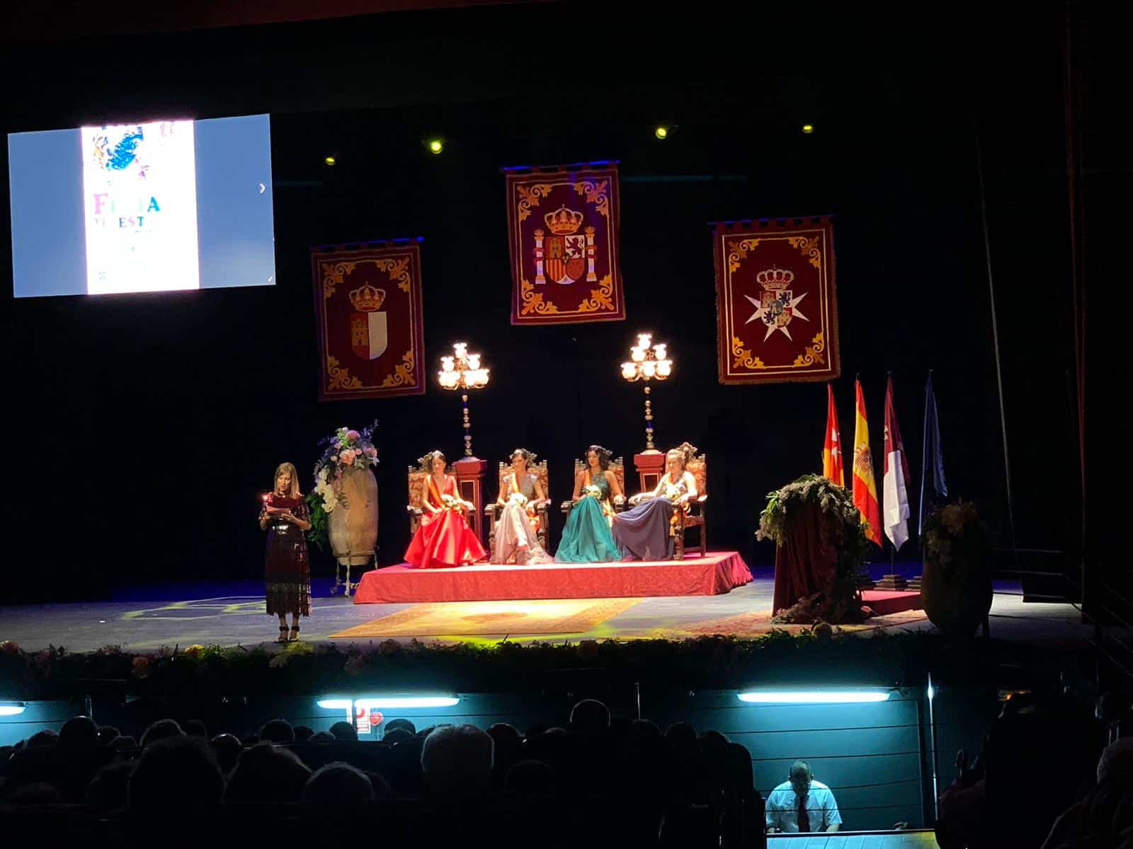 Inauguración de la Feria y Fiestas 2019 de Herencia 18