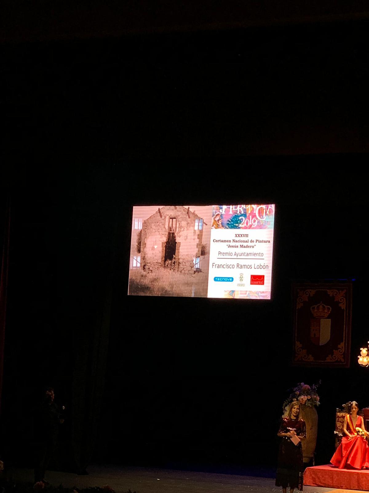 Inauguración de la Feria y Fiestas 2019 de Herencia 20