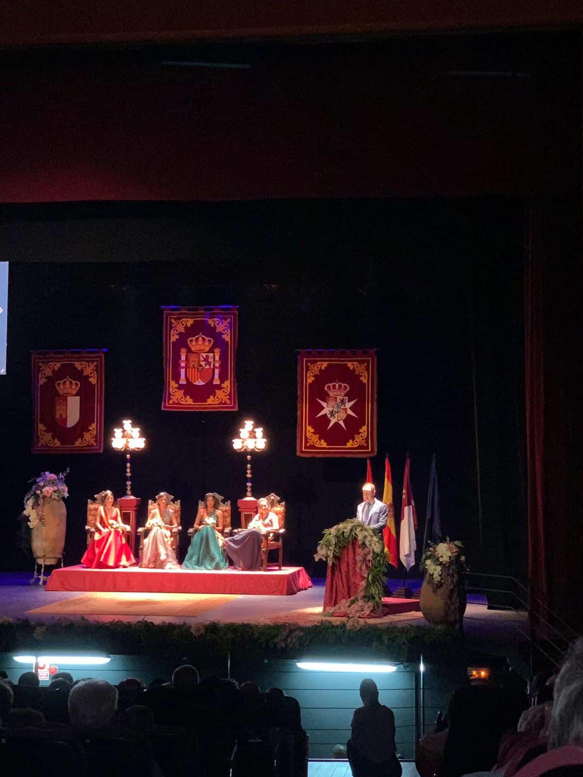 Inauguración de la Feria y Fiestas 2019 de Herencia 24