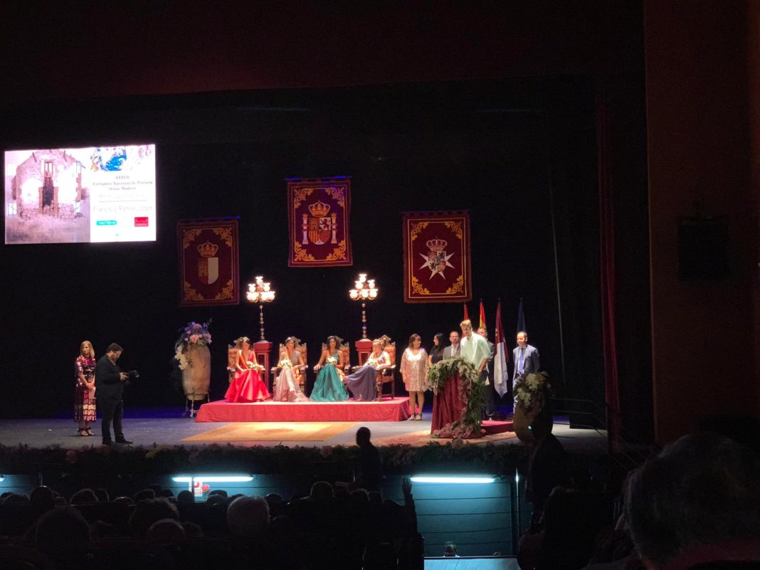 inauguracion feria fiestas 2019 herencia reina y damas 1068x801 - Inauguración de la Feria y Fiestas 2019 de Herencia