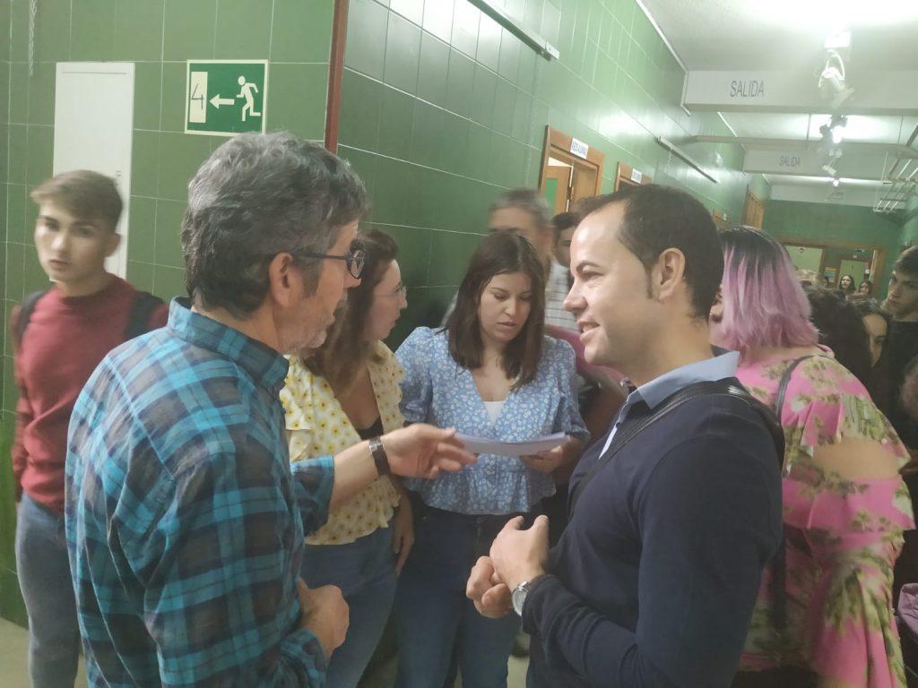 instituto herm%C3%B3genes rodriguez - El Ayuntamiento renueva el Programa de Intervención Educativa para luchar contra el abandono escolar