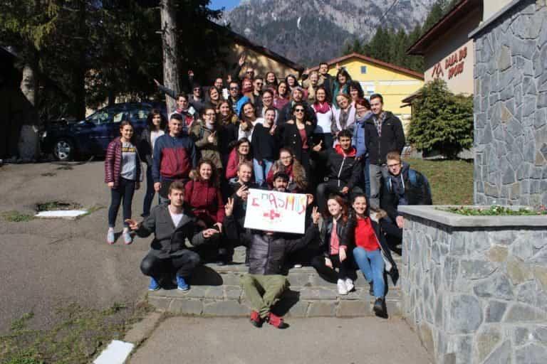 Las asociaciones locales El Uali Sahara y Aktive Kosmos en Rumanía