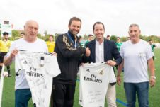 real madrid cadete A y Herencia CF1
