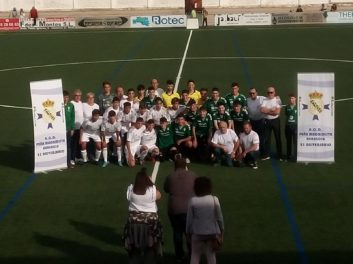 real madrid cadete A y Herencia CF3