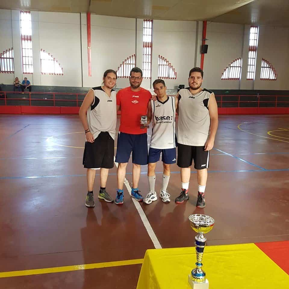 Finalizado el Torneo 3x3 de Baloncesto en Herencia 20