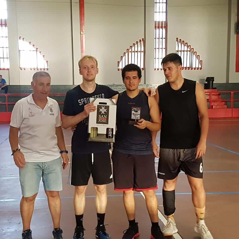 Finalizado el Torneo 3x3 de Baloncesto en Herencia 22