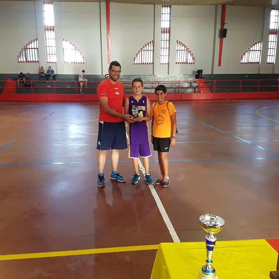 Finalizado el Torneo 3x3 de Baloncesto en Herencia 24