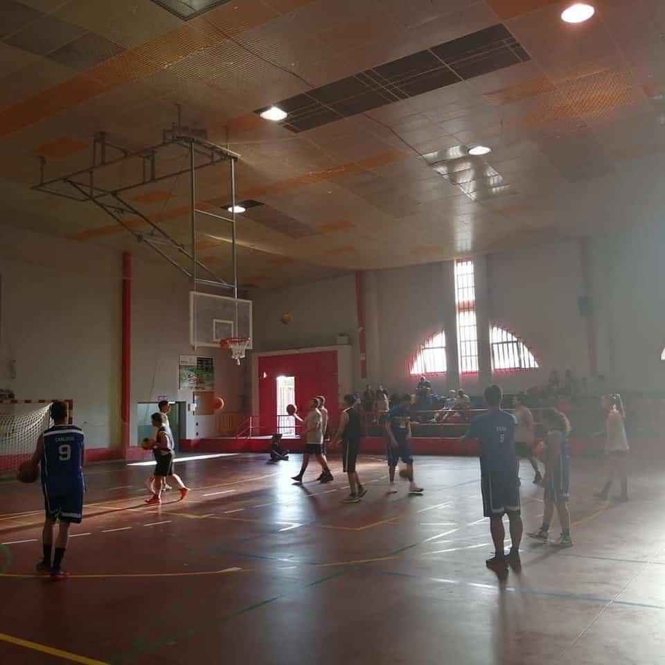 torneo 3x3 baloncesto verano 2019 herencia cancha - Finalizado el Torneo 3x3 de Baloncesto en Herencia