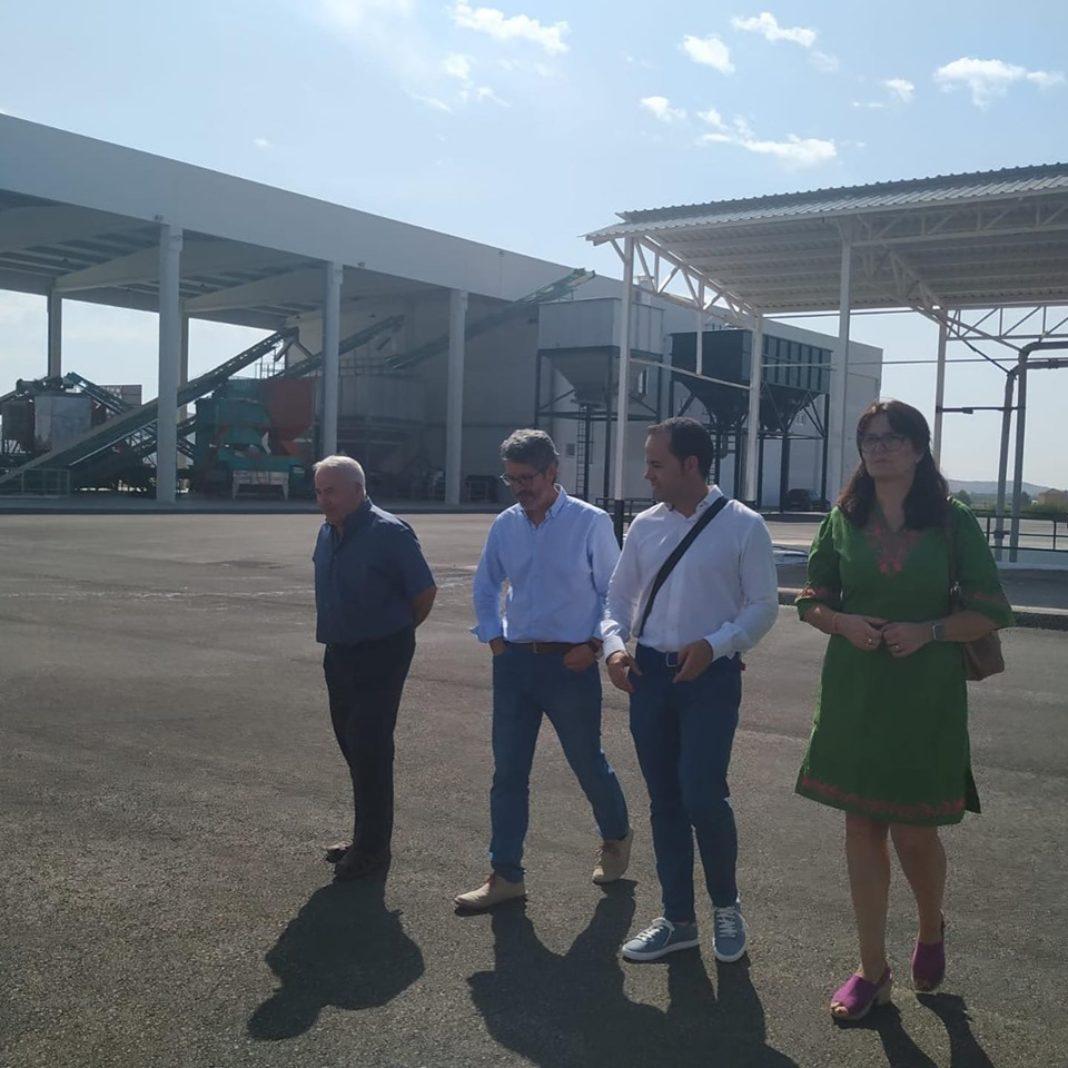 """Inicio de la campaña de vendimia en la Cooperativa Almazarera """"La Encarnación"""" 10"""