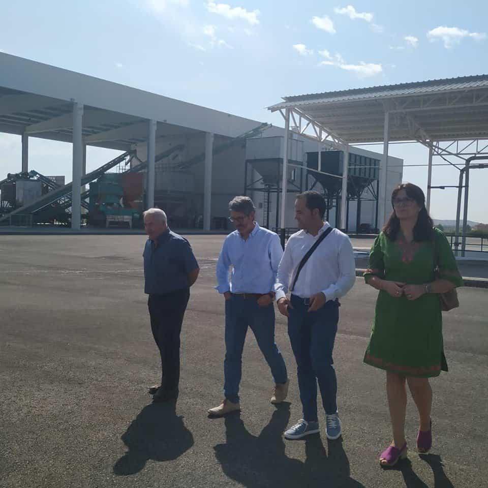 """Inicio de la campaña de vendimia en la Cooperativa Almazarera """"La Encarnación"""" 7"""