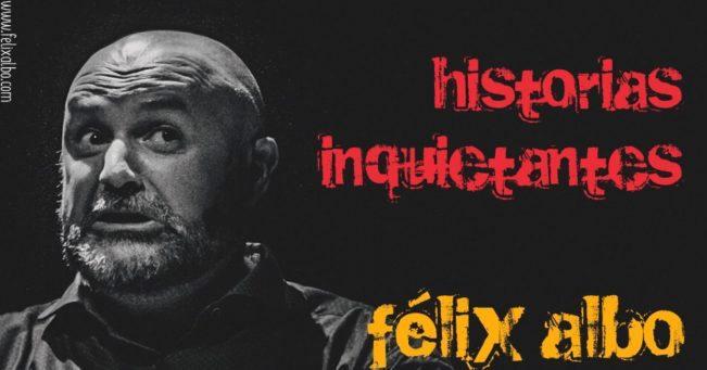Félix Albo 1024x341 - Herencia acogerá el festival del arte de la palabra dicha