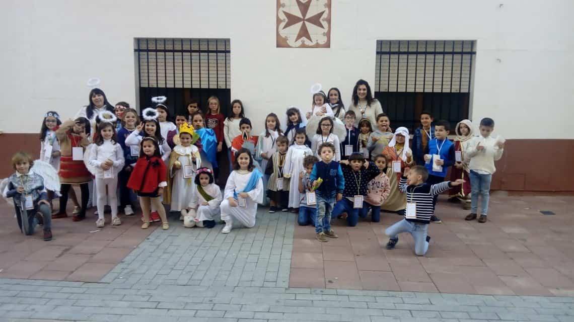 Herencia celebró con los niños Todos Los Santos 3