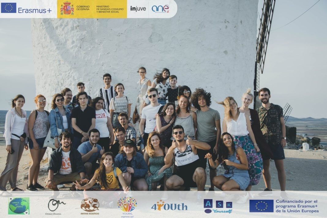 """YOU(th), express UP!"" EN HERENCIA 16"