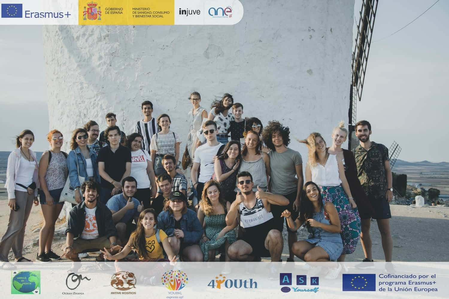 """YOU(th), express UP!"" EN HERENCIA 15"