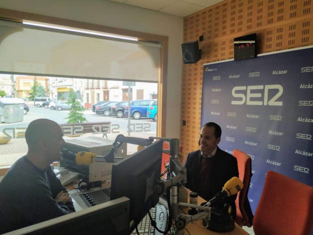 alcalde herencia en ser alcazar 1068x801 - Entrevista al alcalde de Herencia en SER Alcázar