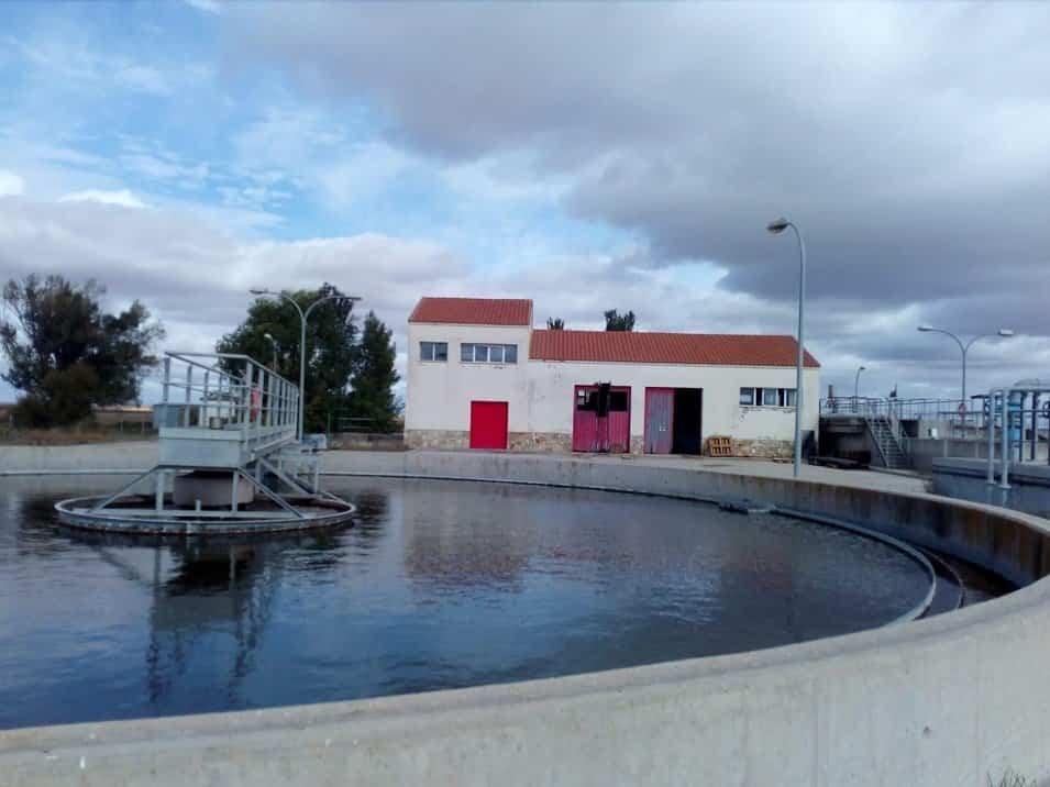 depuradora de agua - Aprobados dos nuevos proyectos de obra y mejora de instalaciones municipales